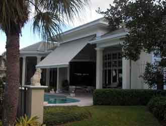 Fort Lauderdale Awnings | Retractable & Rollout Awning ...