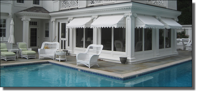 Fort Lauderdale Energy Saving Awnings | Home Awning ...